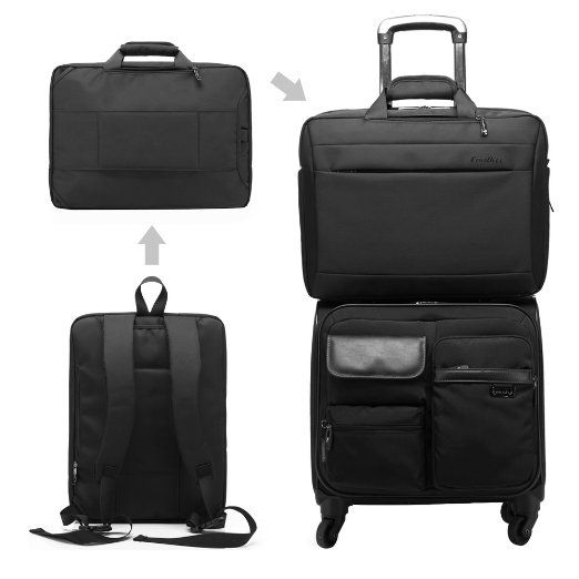 e681f0589c Amazon.com  Coolbell(TM)15.6 inch Multi-function Convertible Laptop  Messenger Computer Bag Single-shoulder Backpack Briefcase Oxford Cloth  Waterproof ...