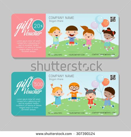 Voucher Stock Photos, Images, \ Pictures Shutterstock logo pp - fun voucher template