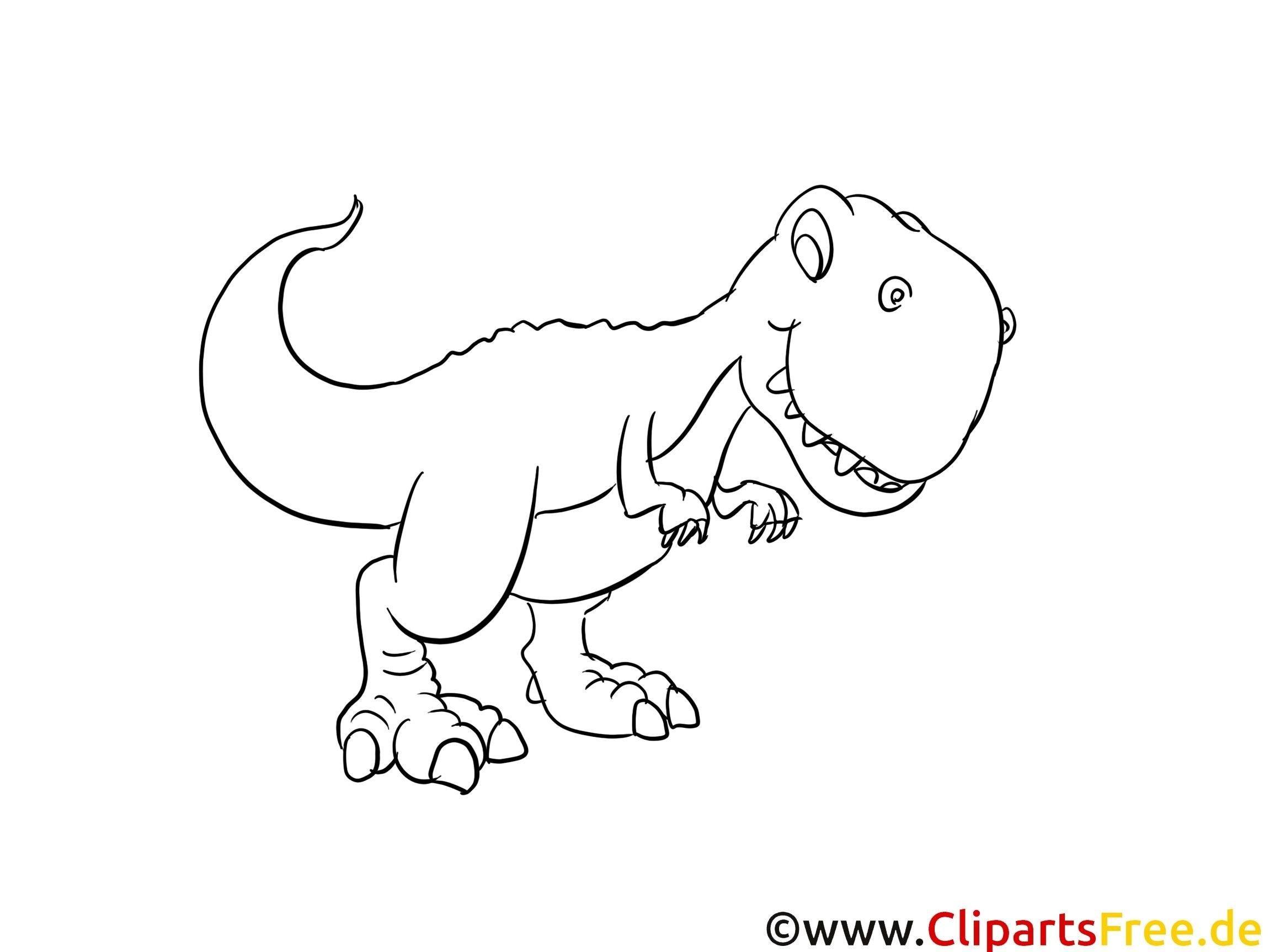 Malvorlagen T Rex