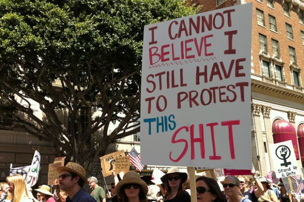 Image result for women's right protest