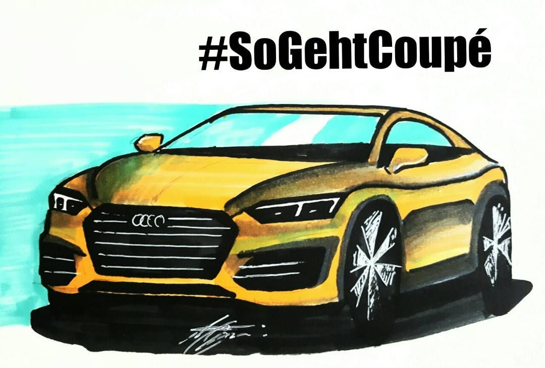 Next Generation Audi A By Art Goes Wagner Sogehtcoupe - Wagner audi