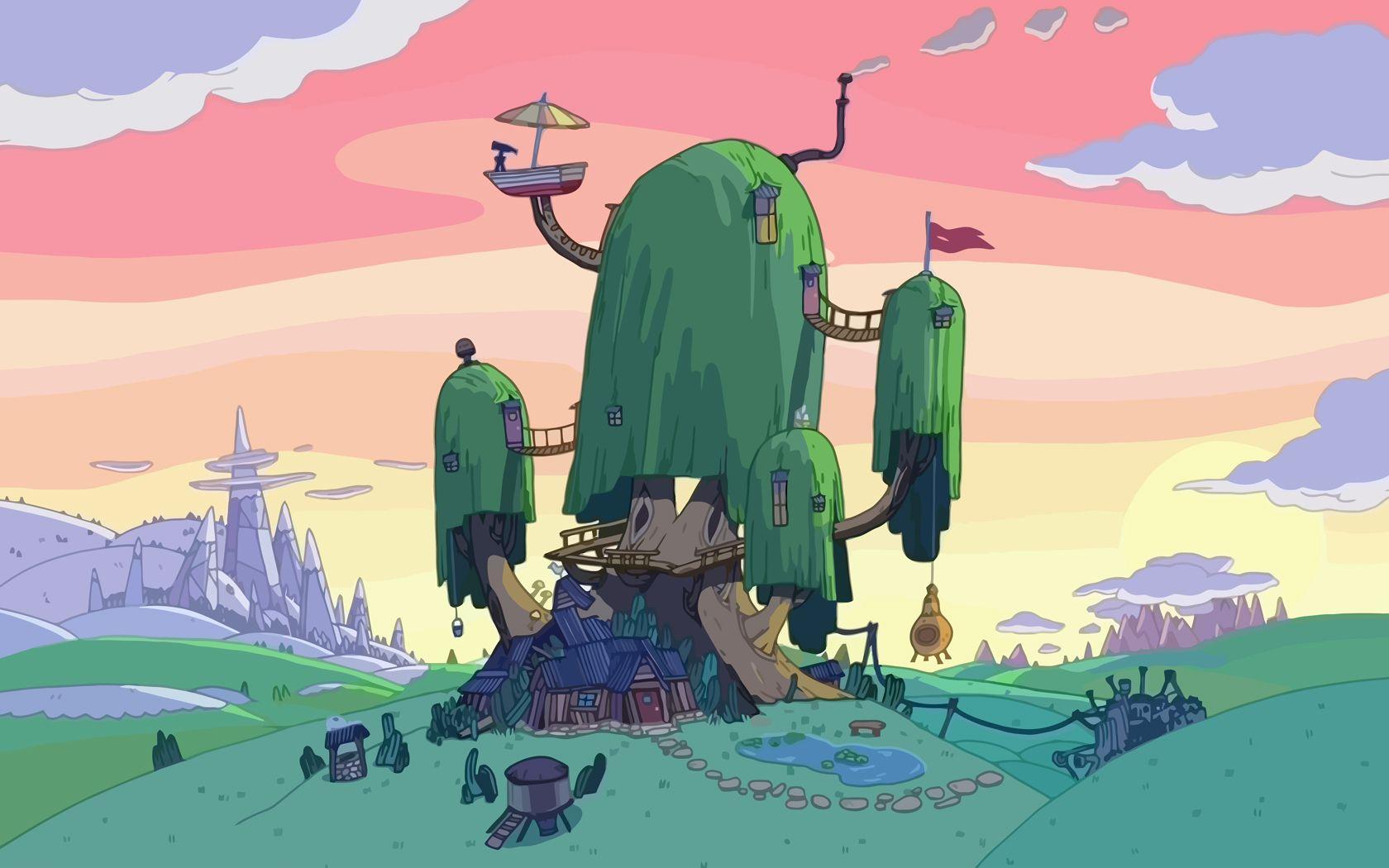Adventure Time background Adventure Time ] Pinterest