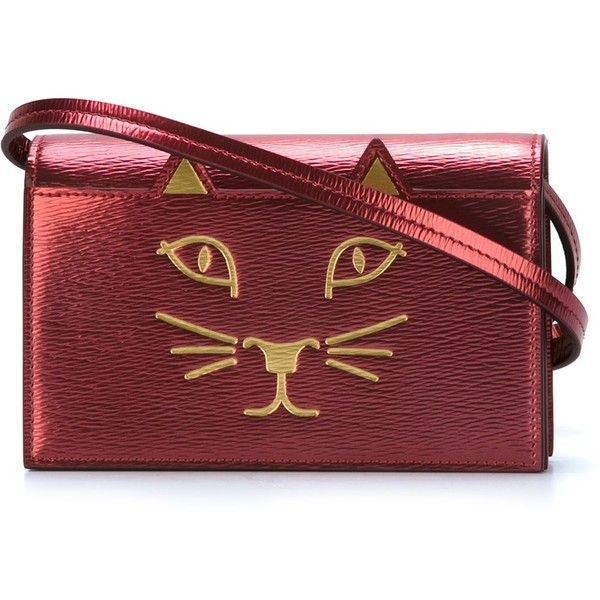 Small Leather Goods - Pouches Charlotte Olympia nHPWv
