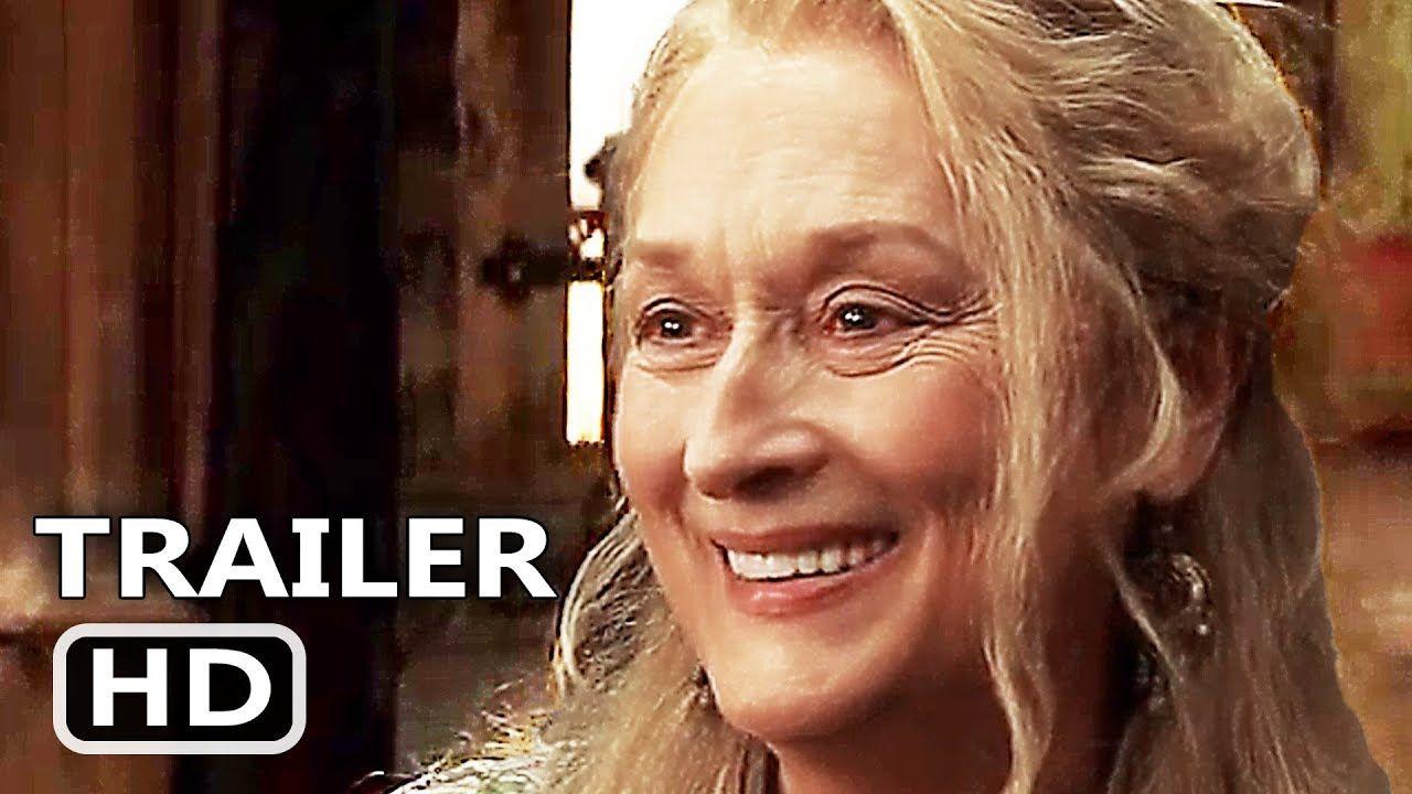 Mamma Mia 2 Trailer 2018 Meryl Streep Pierce Brosnan Amanda