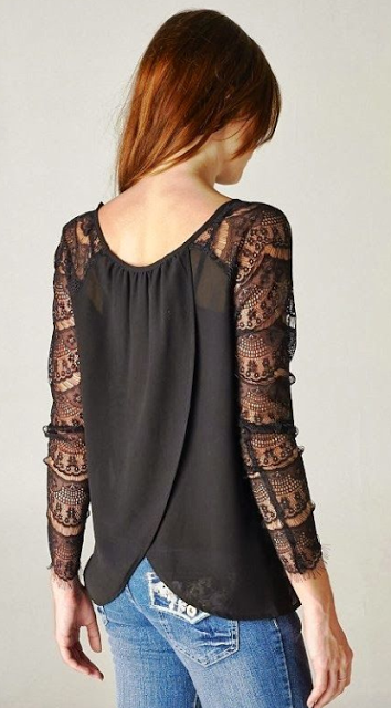 Black dress feather sleeves for arms-fashion
