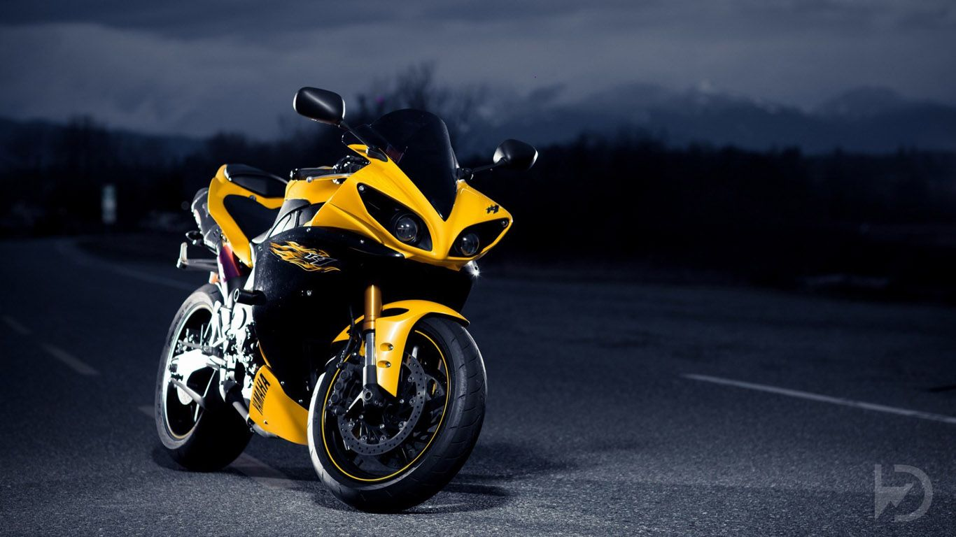 Motorcycle Wallpapers Free Download Group 1366x768