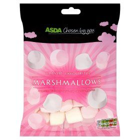 Asda Chosen By You Classic Favourites Marshmallows Bag Online