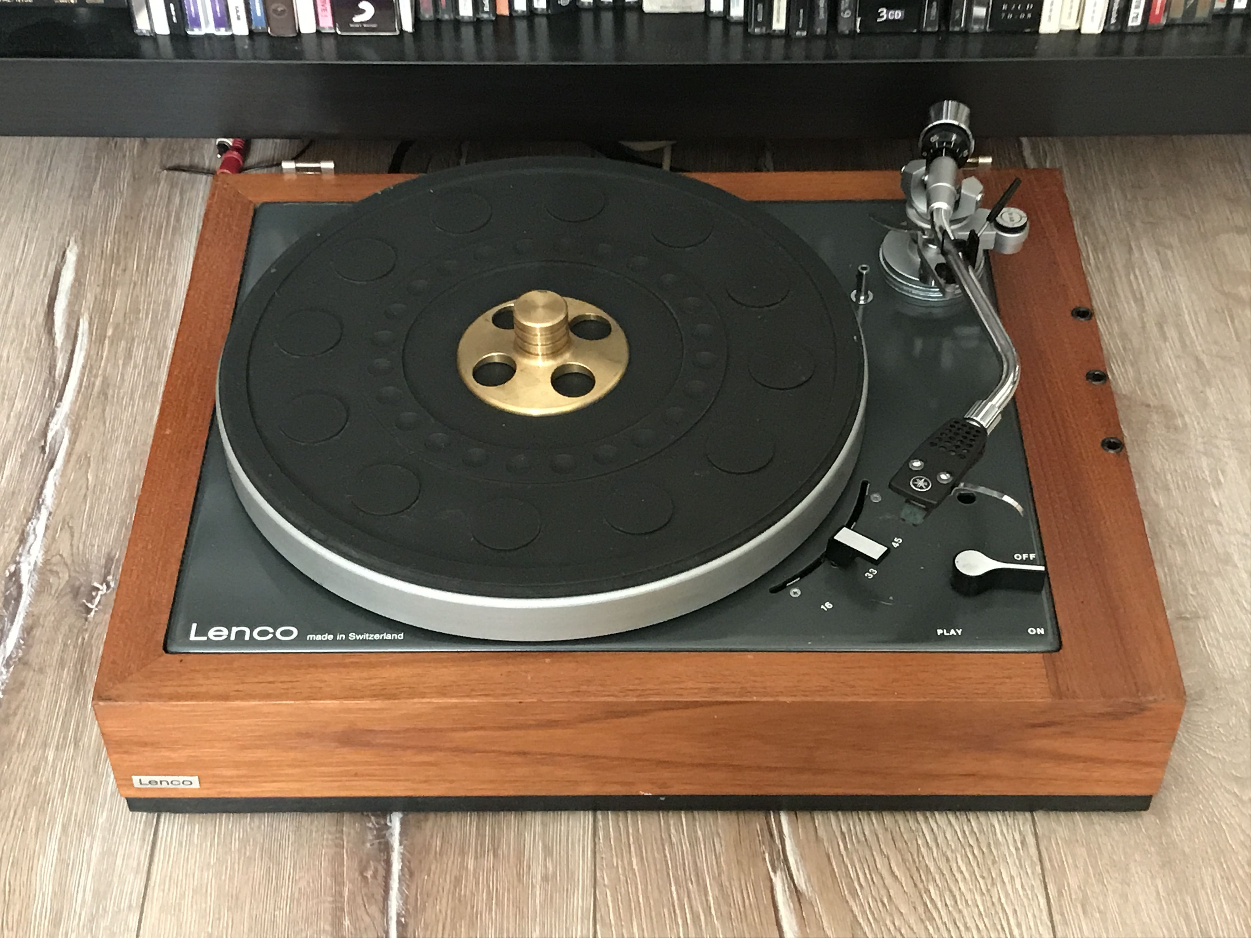 Lenco Turntable Electronics Projects Diy Vintage Electronics Diy Electronics