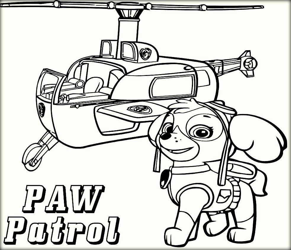 Nick Jr Coloring Book New Free Nick Jr Paw Patrol Coloring ...
