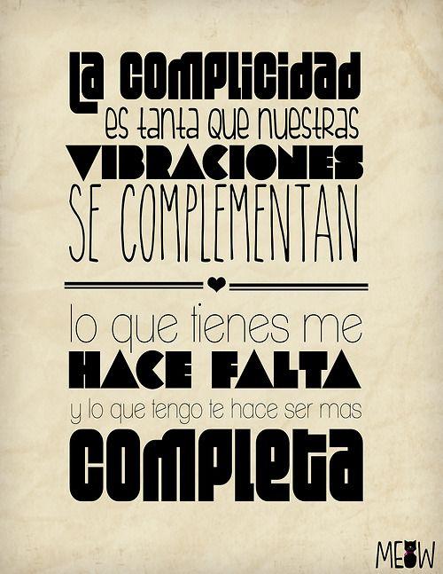 Perota Chingo La Complicidad Letras Lyrics Pinterest