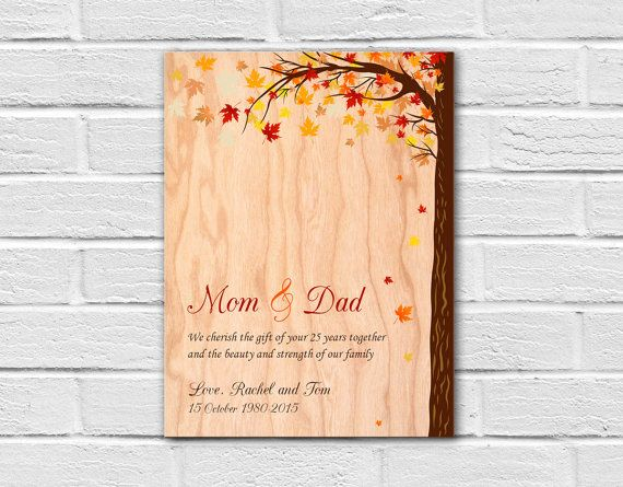 25th Anniversary Gift For Parents Parents Gift Ideas 25th Wedding Anniversary Ideas Gi Anniversary Gifts For Parents 25th Anniversary Gift Anniversary Gifts