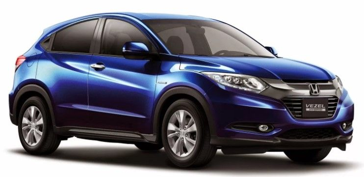 2018 Honda Vezel Colors Release Date Redesign Price The New Is Coming As A Confirmed Vehicle Which Offering Perception Of
