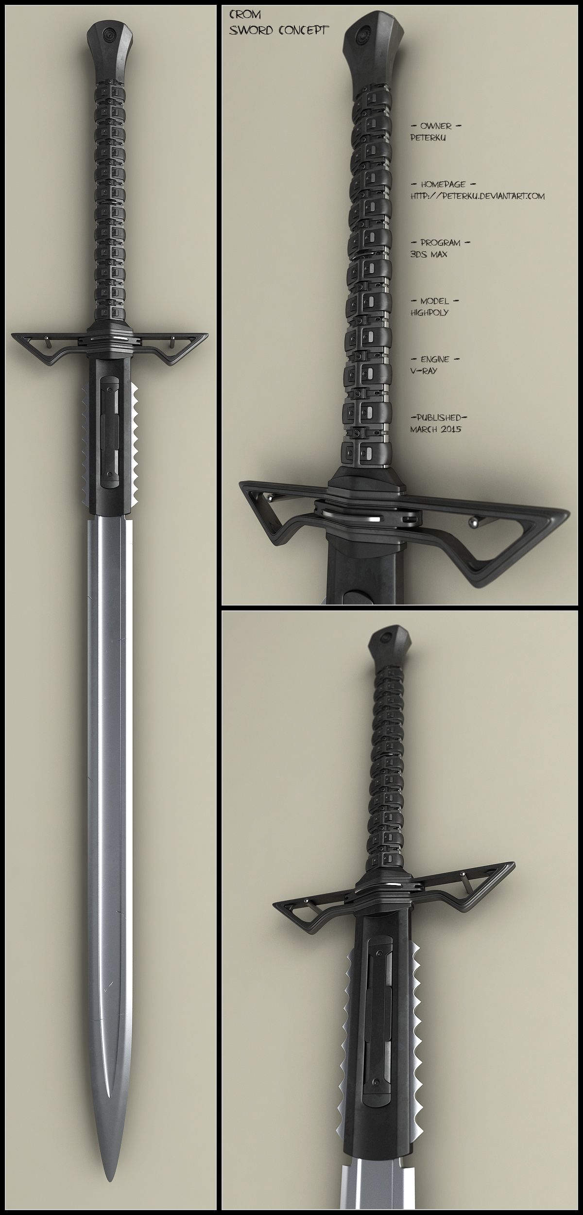 Crom By Peterku On Deviantart Kim Pinterest Katana Engine Diagram
