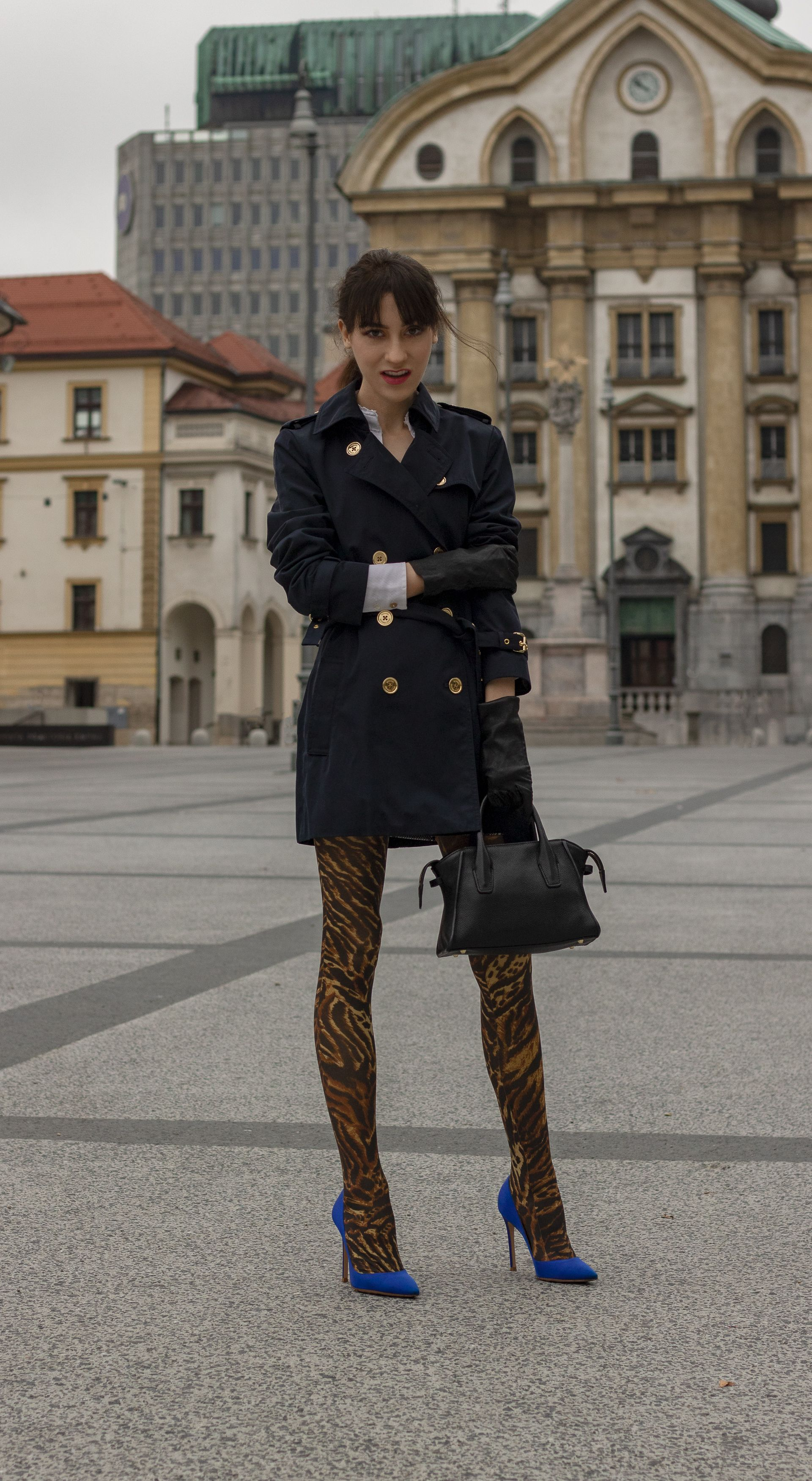 Animal print is the latest fashion trend to wear when