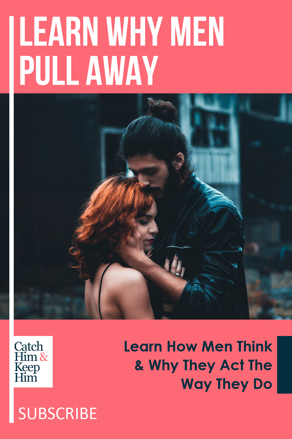 Do you want to know why men pull away and what to do about it?.