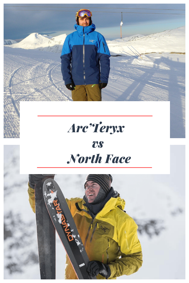 90cb28982 Arc'teryx vs North Face in 2019: The Ultimate Jacket Line Battle ...