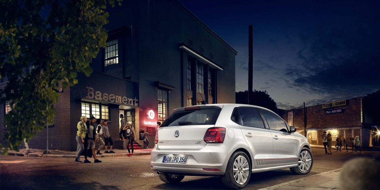 Volkswagen polo beats audio arrière