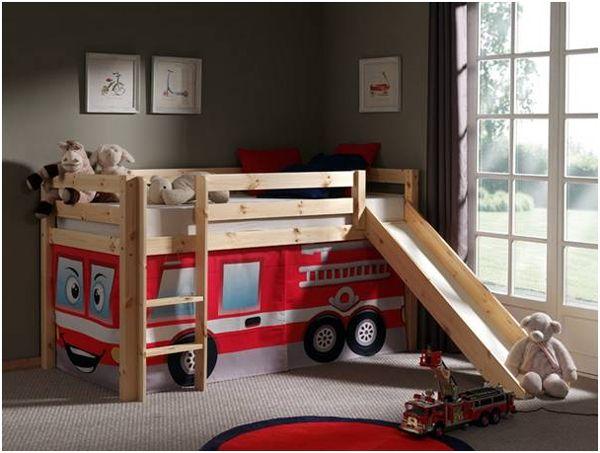 Kleine Slaapkamer Kind : Inspiratie voor kleine kinderkamers. een kleine slaapkamer hoeft