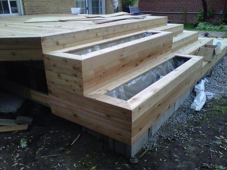 Best Ground Level Decks Ground Level Deck Single Step Img 400 x 300