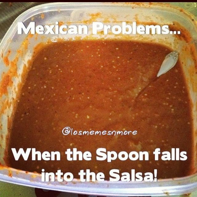 ugh yes then I have to get another spoon and then it ...