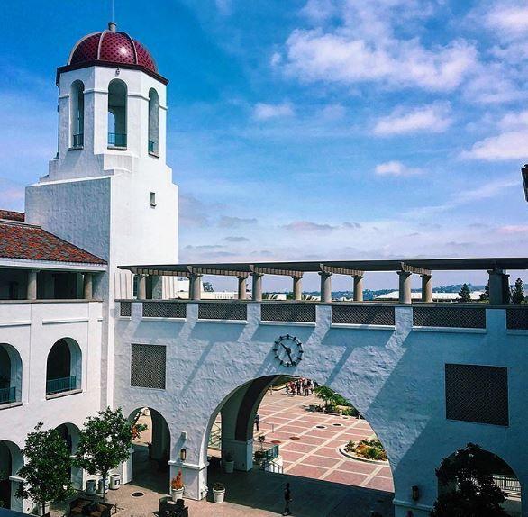 Summer At Sdsu San Diego State University College Campus College Lifestyles