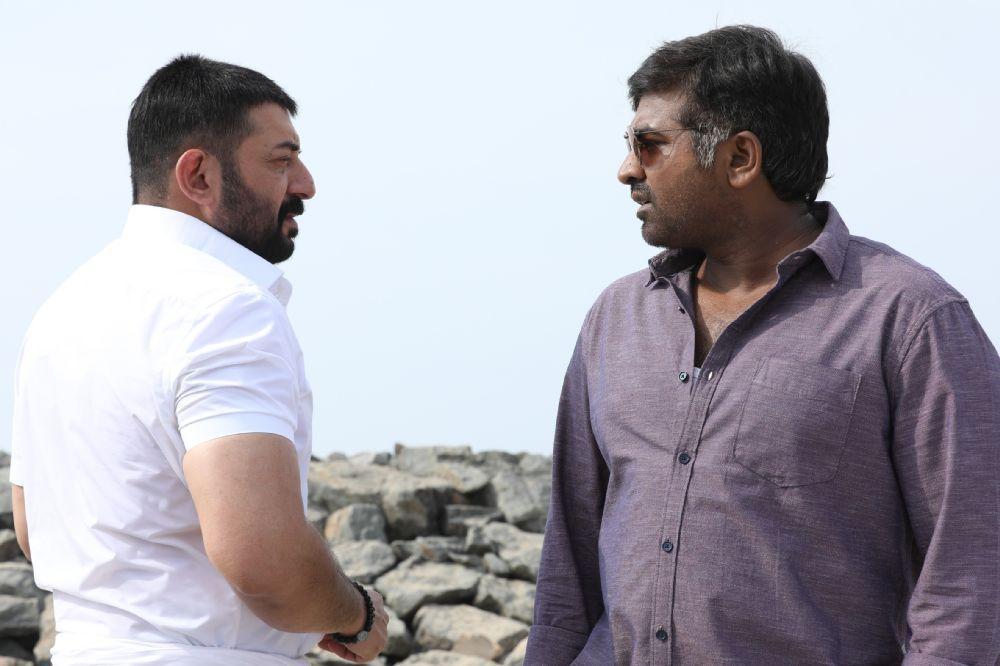 Chekka Chivantha Vaanam Movie New Stills