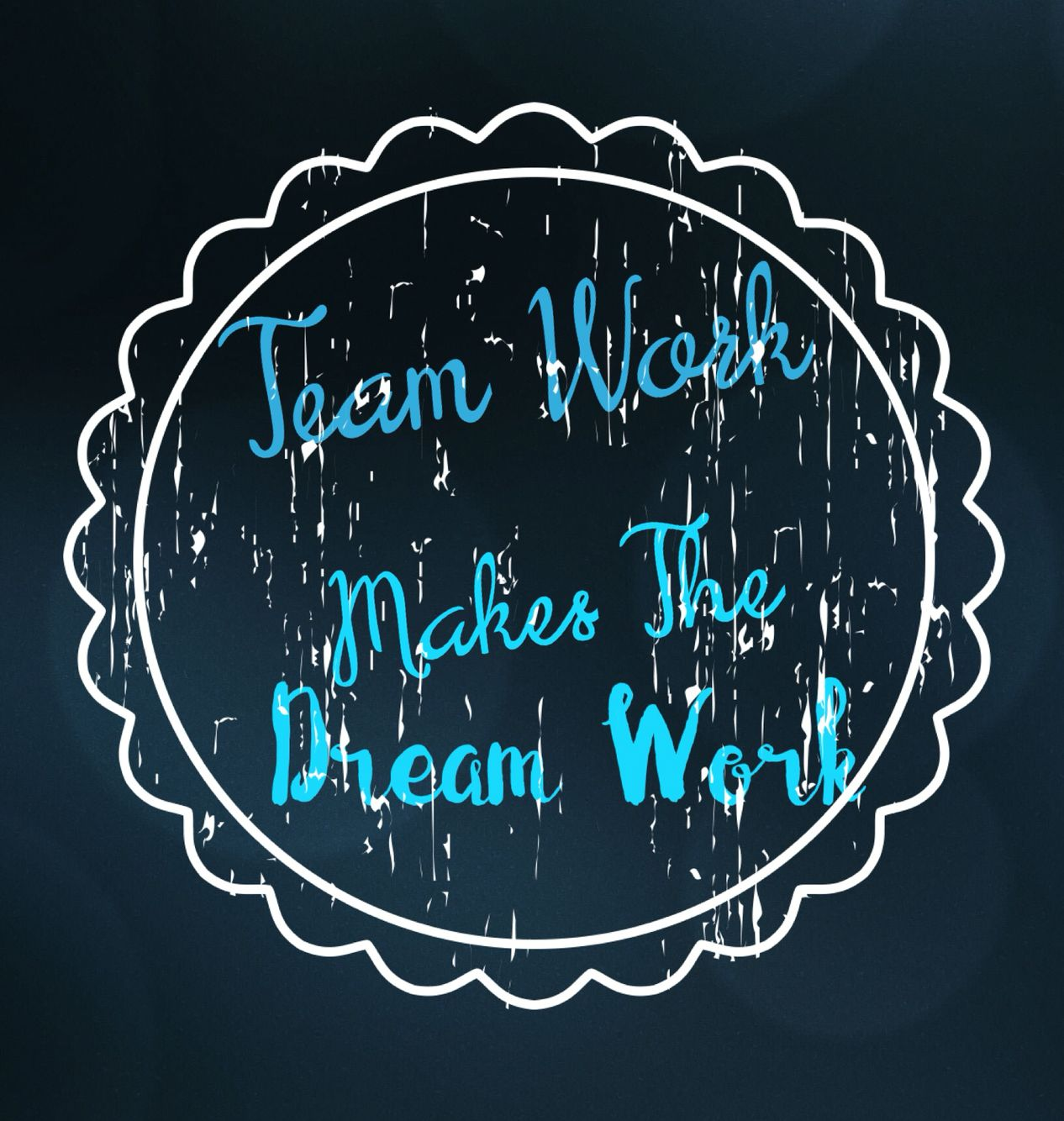 25 Best Memes About Dream Work: Teamwork Makes The Dream Work. Motivational Quotes