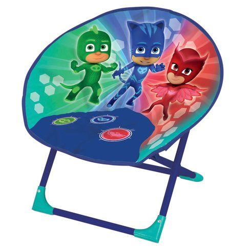 Superb PJ Mask Moon Chair Now At Smyths Toys UK! Buy Online Or Collect At  Your Local Smyths Store! We Stock A Great Range Of PJ Masks At Great Prices. c0c2cad2b90a