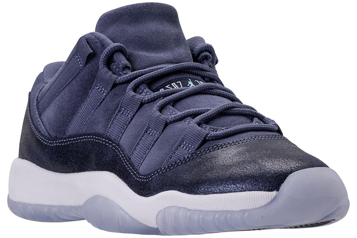 huge selection of 80f70 fc84d Preview  Air Jordan 11 Retro Low GG  Blue Moon  - EU Kicks  Sneaker Magazine