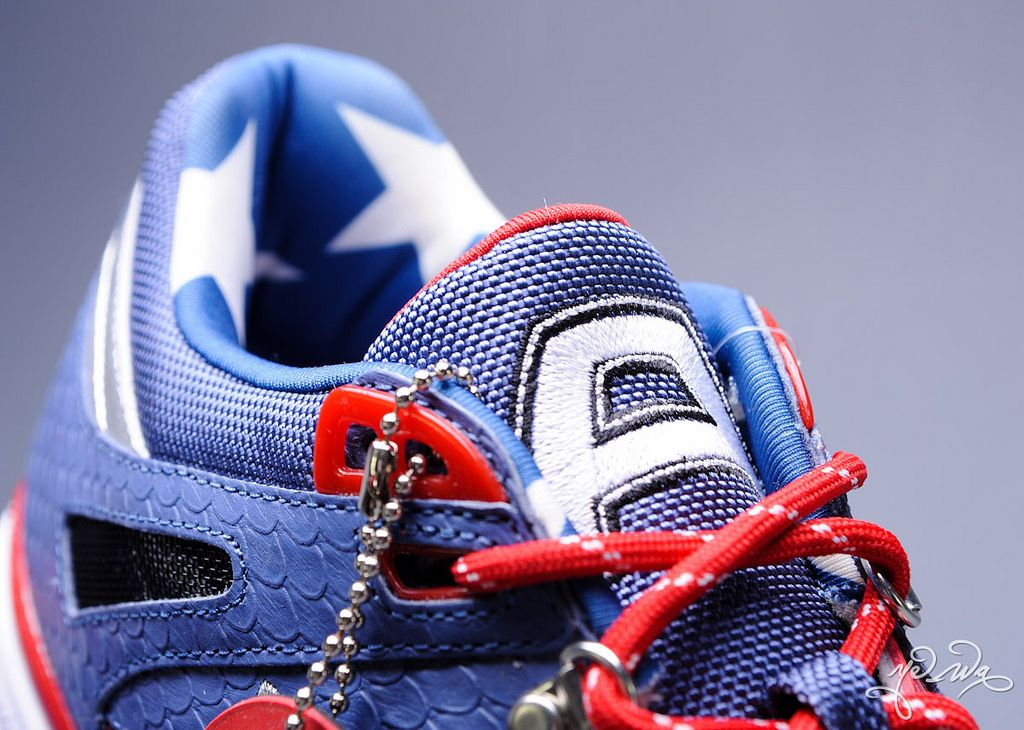 Reebok X Marvel - 2012 Reebok Classic Collaboration
