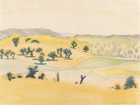Noon in September by Charles Ephraim Burchfield