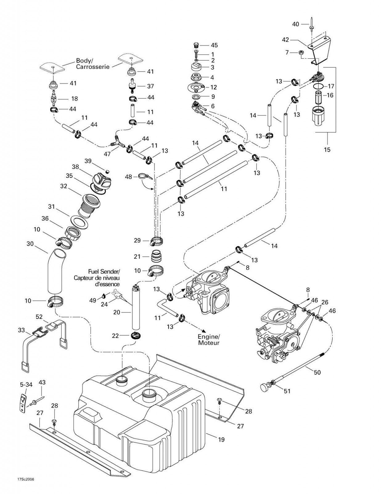 Seadoo 7 Engine Diagram Pdf di 2020