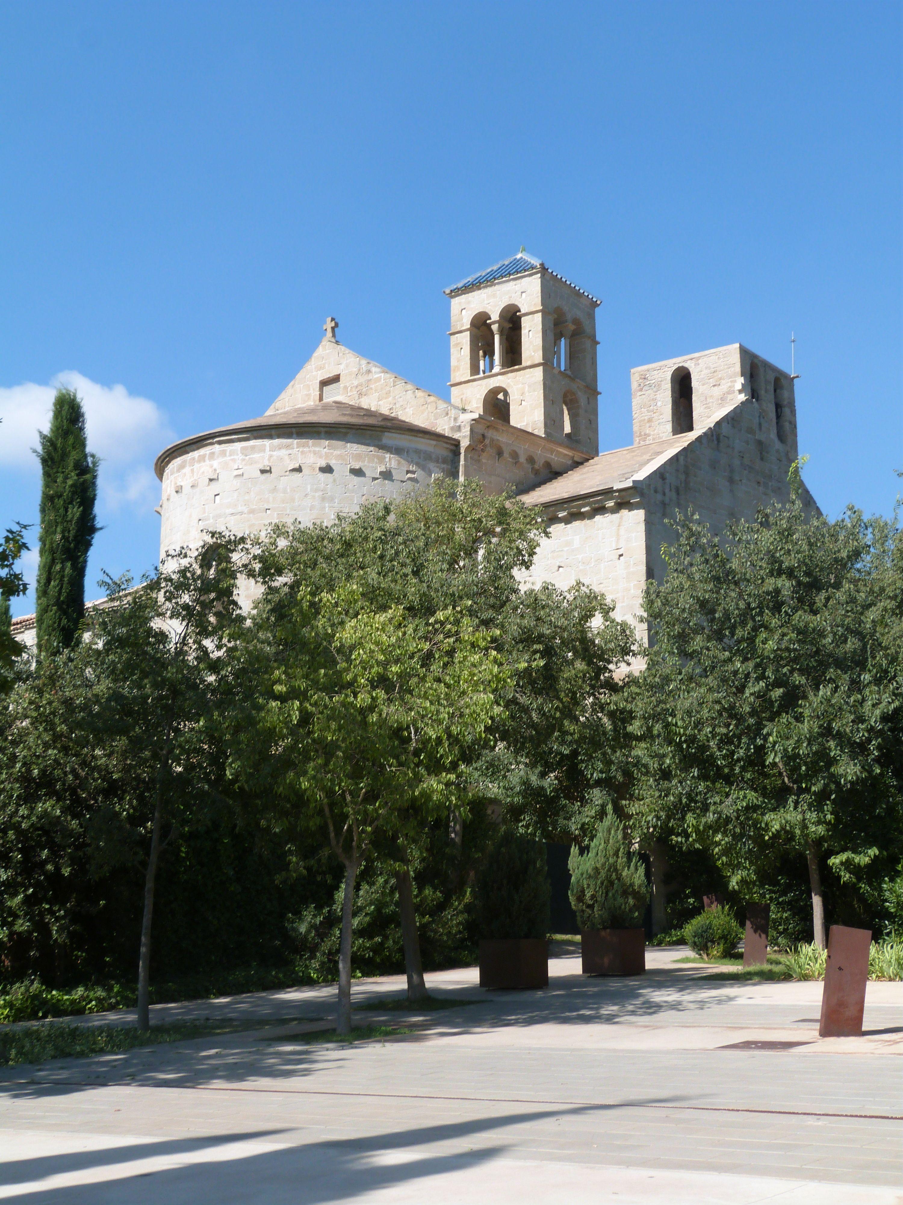 Món Sant Benet - Sant Fruitós del Bages (Catalonia)