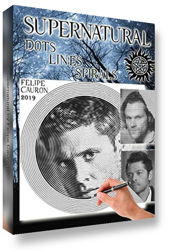Read Book Supernatural Dots Lines And Spirals 2019 New Kind Of Stress Relief Coloring Boo Stress Relief Coloring Stress Relief Coloring Books Coloring Books