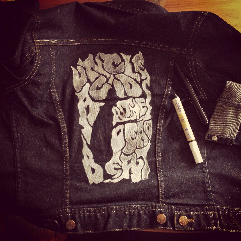 #DIY #uncleacidandthedeadbeats #doom #metal #jeans