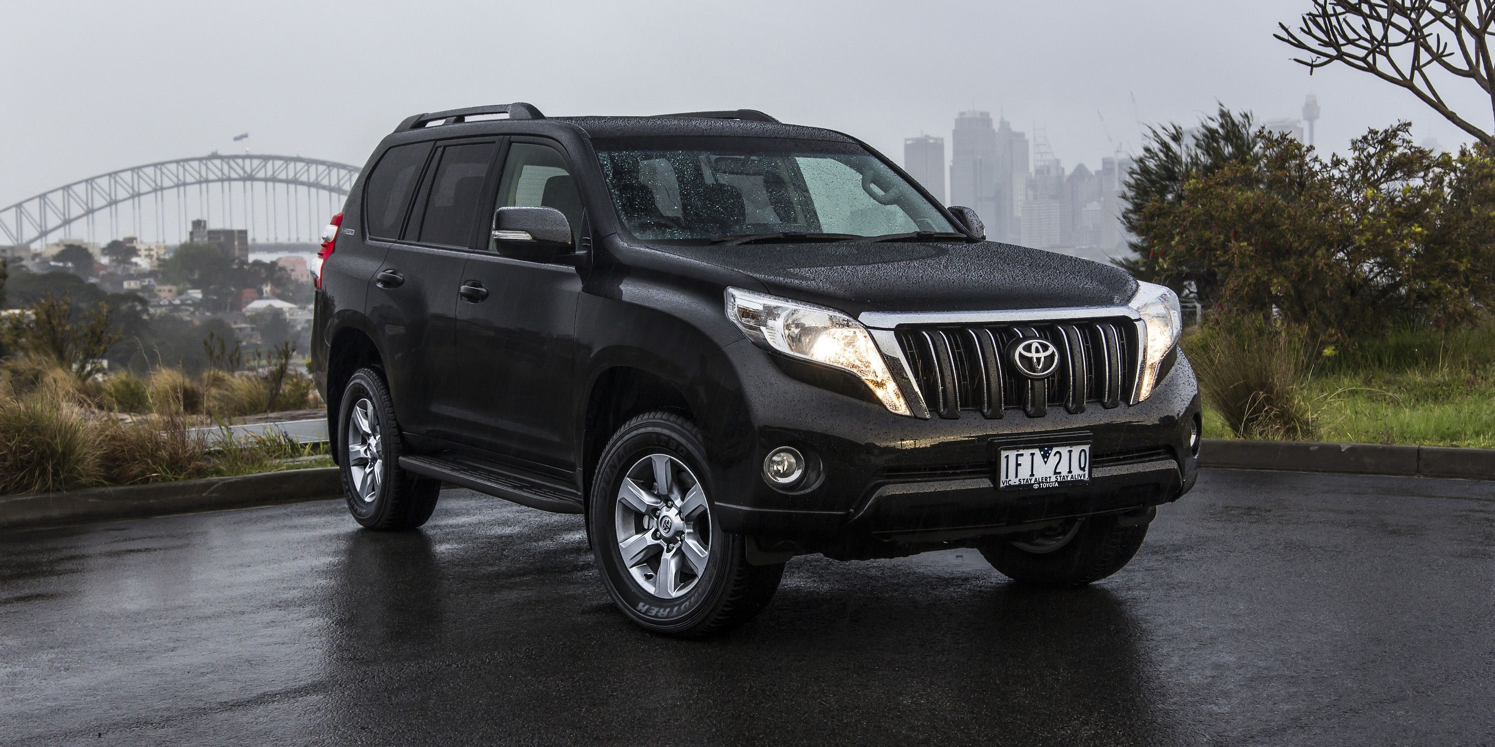 2016 toyota land cruiser prado gxl diesel manual review