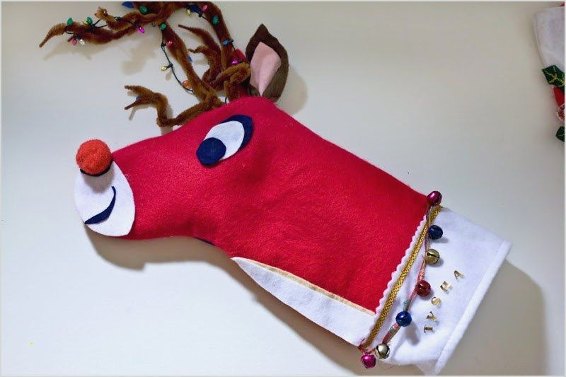 30 Best Christmas Stocking Decorating Ideas 2018 45 S By Jalna