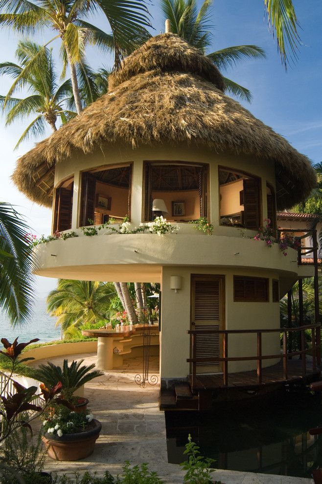 Villa Designs | 20 Spectacular Tropical Villa Designs To Warm You Up Anime And