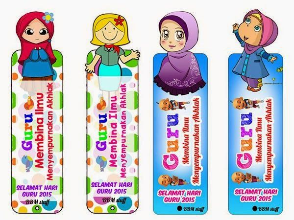 Sri Embun Penanda Buku Hari Guru 2015 Fire Safety Preschool Kids And Parenting Bookmarks