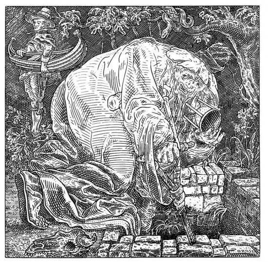 Skull Optical Illusions by Istvan Orosz | Oddity Central ...