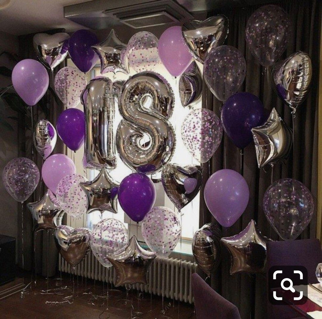 Pinterest Ginncpl 18th Birthday Decorations 18th Birthday Party Ideas For Girls Purple Birthday Party