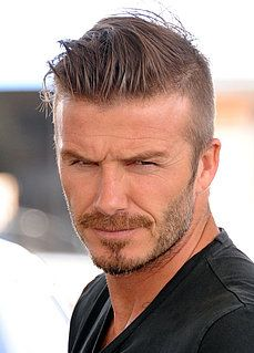 David Beckham Shave Your Style Beard Styles by Braun