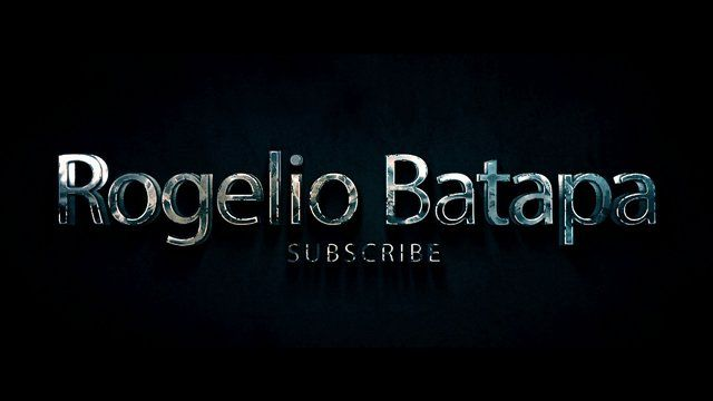 PROFESSIONAL TEXT PARTICULAR_ AFTER EFFECTS_ on Vimeo