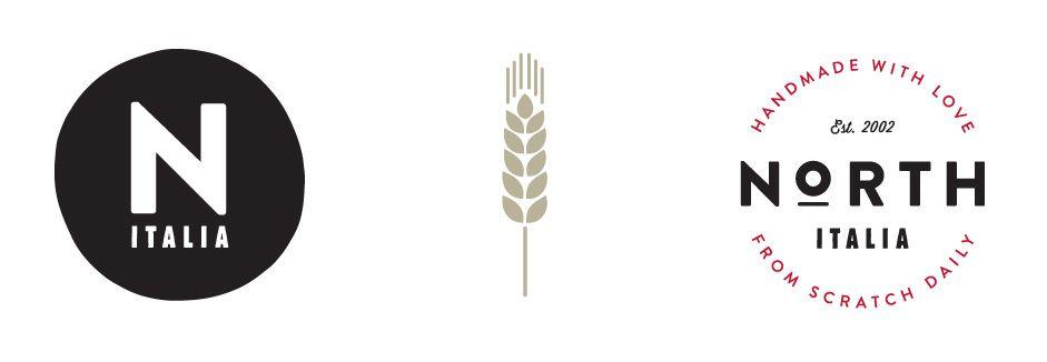 North Italia Logo north italia. project m plus.   branding   pinterest   design och