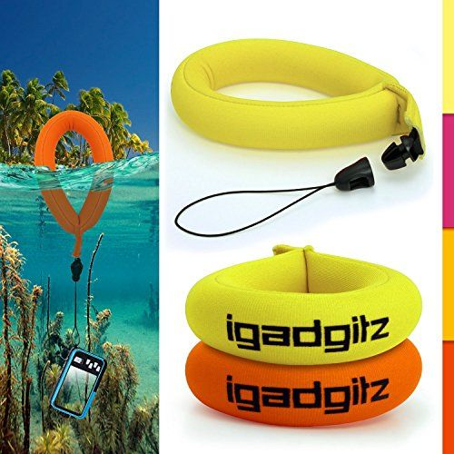 Binocular Diving Underwater Photography Floating Strap for Waterproof Camera