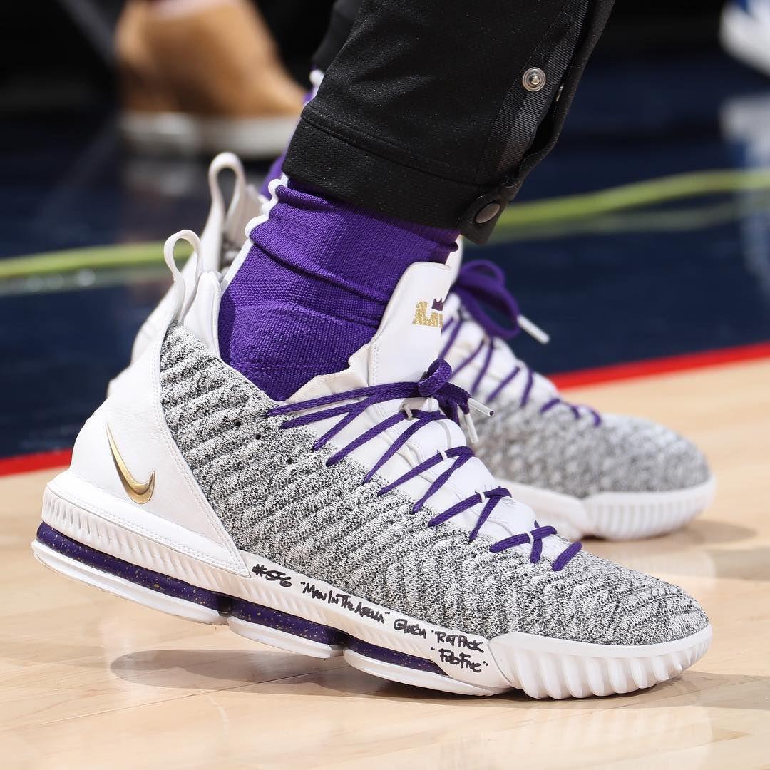 "NBA Kicks on Instagram: ""LeBron's Nike"
