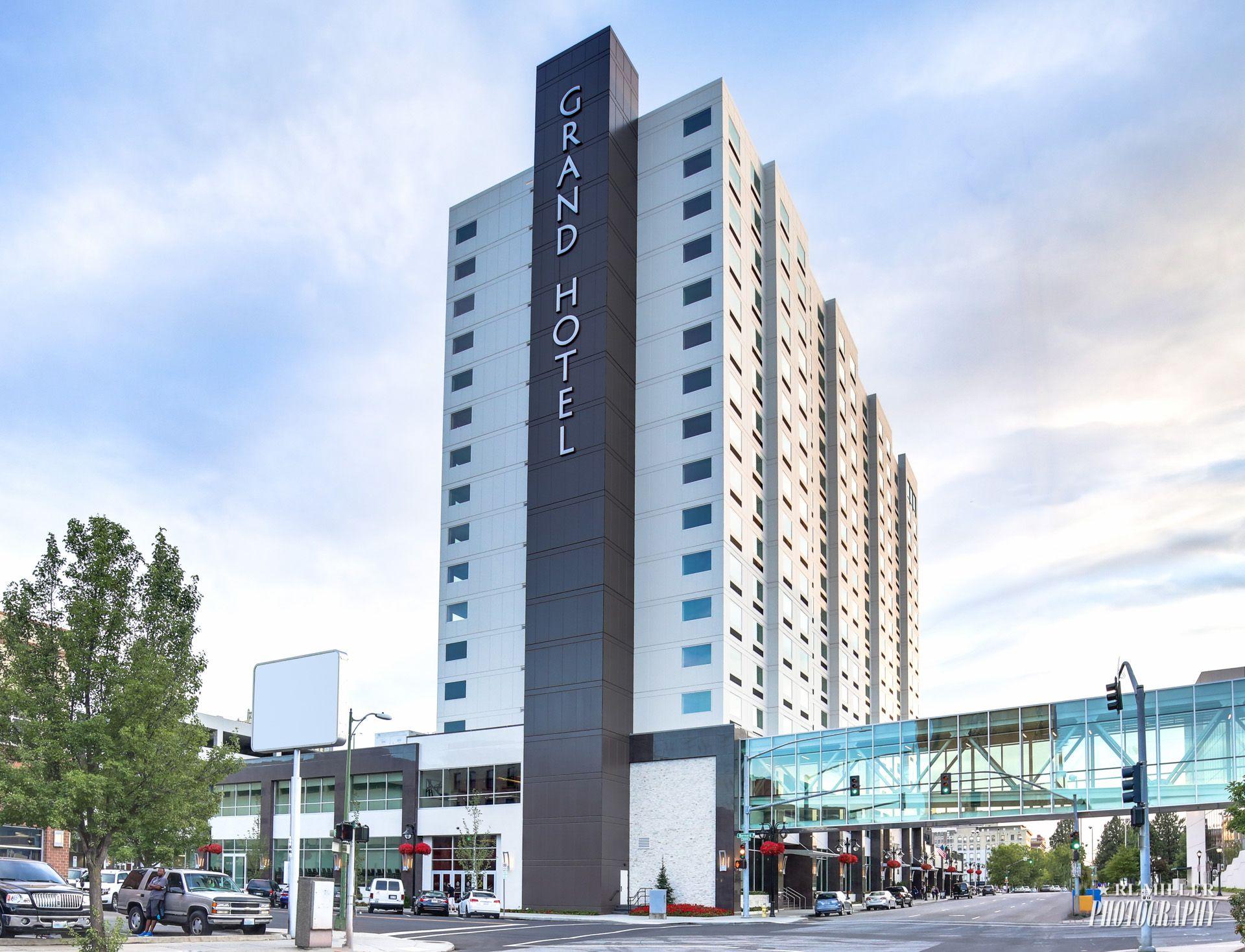 Davenport Grand Hotel Spokane Wa Architectural Photography