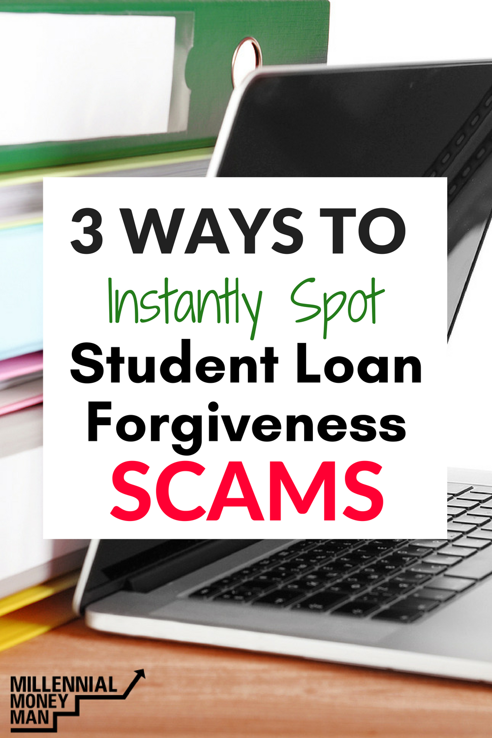 3 Ways To Instantly Spot Student Loan Forgiveness Scams Student Loan Forgiveness Student Loans Funny Student Loans