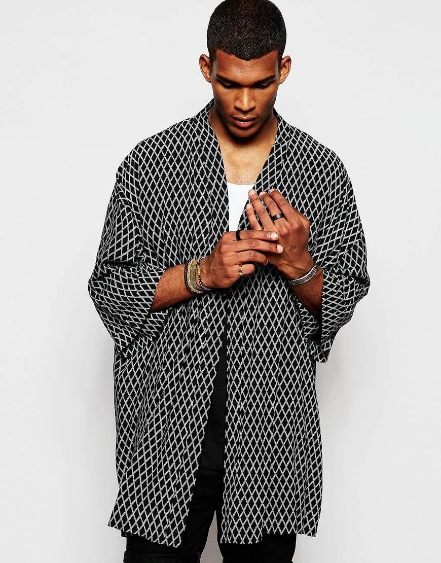 asos-black-kimono-in-diamond-print-product-0-368611321 ...