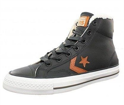 converse femme fourree